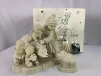 Dept 56 Snowbabies - Nice To Meet You Little One Figurine Friendship Club 68898