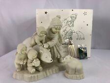Dept 56 Snowbabies - Nice To Meet You Little One Figurine Friendship Club 68898
