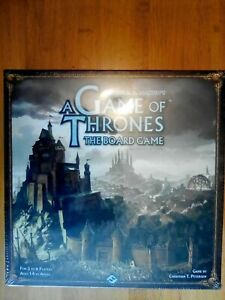 A Game Of Thrones The Board Game 2nd Edition Brand New