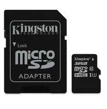 Kingston 32GB Class 10 Mobile Phone Memory Cards