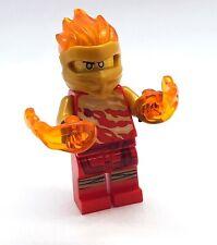 LEGO NINJAGO Figur KAI gold roter Ninja mit Faust Feuer Fist Fire Spinjitzu