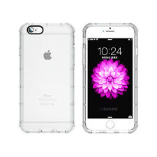 Clear Soft Silicone Case Cover iPhone 4 5 6 6s 7 8 Plus Anti-Shock Case