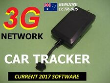 3G Car, Truck, Machinery, Motorcycle Real Time GPS  CCTR 805 G Tracker