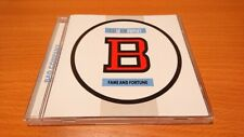 Bad Company - Fame And Fortune(1986)CD