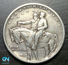 1925 Stone Mountain Commemorative Half Dollar --  MAKE US AN OFFER!  #B8732