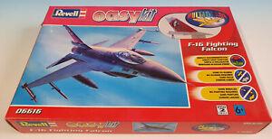 Revell 06616 F-16 Fighting Falcon ohne bemalen und kleben Maßstab 1:100