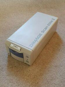 Minolta Dimage Scan Elite II, AF-2920 slide and film scanner- working