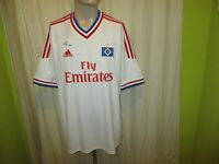 "Hamburger SV Original Adidas Heim Trikot 2011/12 ""Fly Emirates"" Gr.XL TOP"
