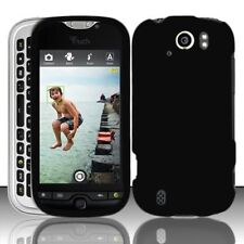 Hard Rubberized Case for HTC myTouch 4G Slide - Black