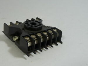 RDI SMII Relay Socket 10AMP 300V 12-20AWG ! WOW !