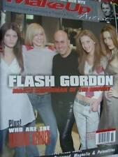 Make Up Artist Magazine #36 A/M 2001 Gordon Espinet, Ben Nye Sr.