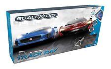 Scalextric ARC Air Track Day Jaguar McLaren 1/32 Scale Race Track Set C1358