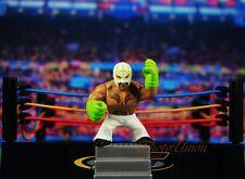 Mattel WWE Wrestling Rumblers Figure Elite REY MYSTERIO Cake Topper K903 L