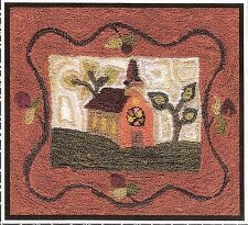 """Punchneedle Pattern by Dora's Daughter Designs """"Amazing Grace"""""""