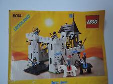 Lego System Black Falcon's Fortress Ritterburg kpl.  + BA + alle Figuren