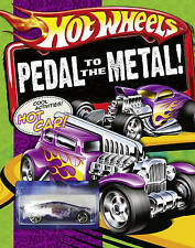 HOT WHEELS: Pedal to the Metal!: Includes Cool Hot Wheels Car : WH2-R3A : NEW