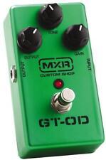 Jim Dunlop MXR GT-OD Overdrive Guitar Effects Pedal JD-M193