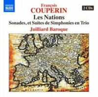 NEW Francois Couperin: Les Nations (Audio CD)