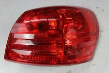 2008-2015 Nissan Rogue 4wd Right Side Taillight Assembly 26550-JM00A  OEM