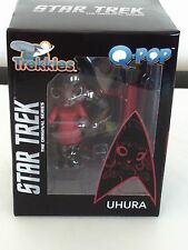 QUANTUM MECHANIX STAR TREK UHURA Q-POP FIGURE BRAND NEW