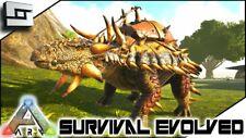 Ark PVP xbox one Ankylosaurus - XBOX ONE SMALL TRIBES