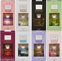 Yankee Candle Signature Reed Diffuser - Multi Listing - 13 NEW Designs for 2017