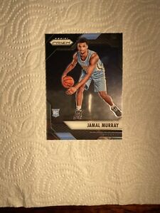 2016-17 Panini Prizm #175 Jamal Murray RC Rookie NBA Basketball Card rare