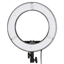 METTLE LED-Ringleuchte RL-12 Fotoleuchte Studio-Leuchte für Fotostudio Ringlicht