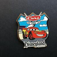 Walt Disney Travel Company - Cars Land GWP - Lightning McQueen Disney Pin 89098