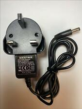 9V Mains UK Switching Adapter Power Supply for Roland Rhythm Composer TR-606