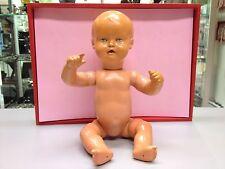 Antike Schildkröt Puppe mit beweglichen Kopf und Glieder 30,5 cm Groß