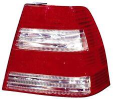 2004 2005 VW Jetta MK4 RED/CLEAR TAIL LIGHTS PAIR NEW