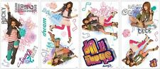 SHAKE IT UP WALL DECALS CeCe and Rocky Stickers Girls Bedroom Decorations