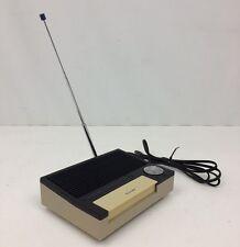 Realistic Radio Shack Weather Radio Alert II Model 12-154 Vintage & Working