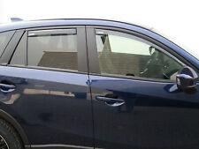 Climair ABE Windabweiser Glasklar vorn Mazda CX 5 Typ KE und GH ab 2012-1 Paar