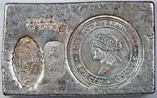 1970s Hong Kong Shanghai Specie Office $5 155 gr .999 Silver Poured Bar - X# B13