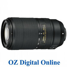 New Nikon AF-P Nikkor 70-300MM F/4.5-5.6E ED VR Lens for D750 D7500 1YrAuWty