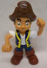 "Mattel Disney Jake and the Neverland Pirates JAKE PIRATE 5"" Plastic Toy Figure"