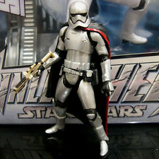 "STAR WARS black series CAPTAIN PHASMA the Force Awakens epVII 3.75"" TBS Walmart"