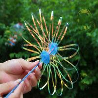 1 Pcs Soap Bubble Stick Blowing Shook Bubble Outdoor Activity Kids Baby Toy FT