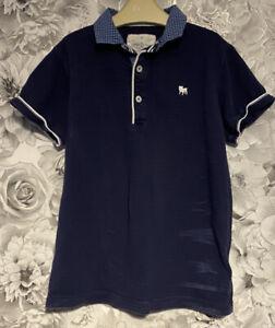 Boys Age 8-9 Years - Jasper Conran Polo Shirt