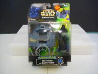 Kenner 1998 Star Wars Power of the Force  Tie Fighter w/ Darth Vader