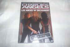 DVD FIN COFFRET CHARLIE'S ANGELS LES ANGES SE DECHAINENT version intégrale