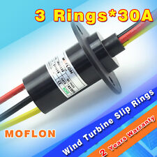 MW1330,30A each @ 3WIRES FOR WIND TURBINE,WIND POWER SLIP RINGS ,Wind Generate