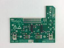Whirlpool AWE 6624 pièce détachée module commande 708203 - 707630 - 708214