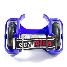 Brand New Eazyrollers Heel Skates, LED light-up wheels - YOUR CHOICE OF COLOR