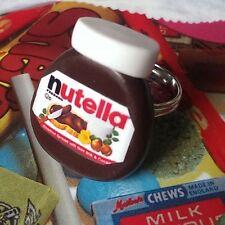 Unique Nutella Ring Mixed up Dolly Designer Fab! Pâte à tartiner réglable