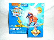 "Nickelodeon Paw Patrol Zuma Mighty Pups/Walmart Bonus Activities  ""NEW"" Must See"