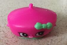 New Shopkins Season 3 Moose Toys #3-033 Pink Bonnie Beret Hat