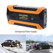 89800mAh Portable 4 USB Car Jump Starter Pack Booster Charger Battery Power Bank